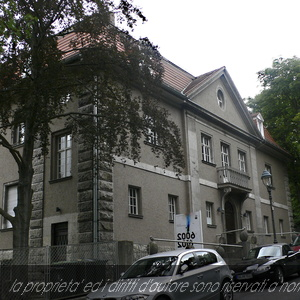 Haus Ostermann 1908 or Alfred-Messel-House